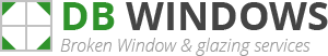 Shaw Broken Window Logo