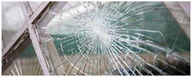 Shaw Smashed Glass